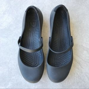 CROC Alice Slip On Mary Jane Shoes